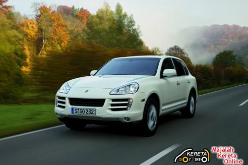 2009 Porsche Cayenne Turbodiesel