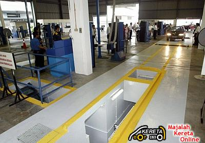 inspection bay
