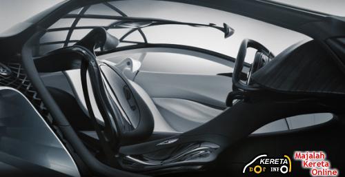 Mazda Taiki Interior