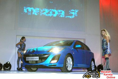 2009Mazda 3 Launch Ceremony
