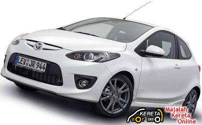 mazda2 fit for fun