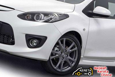 mazda2 fit for fun213