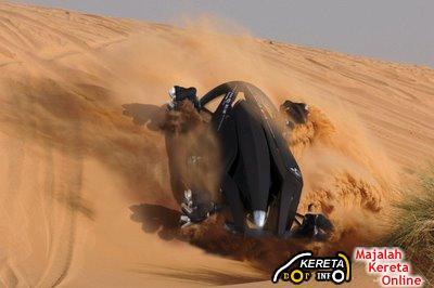 CRAZY WEIRD CAR DESIGN - MITSUBISHI MOTORS MMR25 CONCEPT RALLY CAR PICTURE