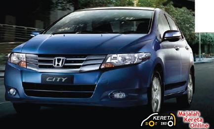 NEW HONDA CITY 2009 LAUNCHED IN MALAYSIA - FULL SPECIFICATION, PICTURES & PRICE