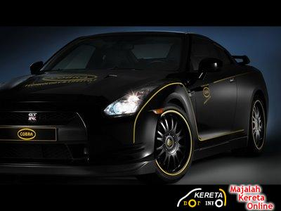 NISSAN SKYLINE GT-R SPORTS TUNE 620 HORSEPOWER BY COBRA N+