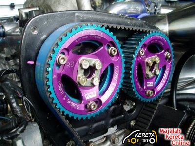 HKS Adjustable Cam Pulley