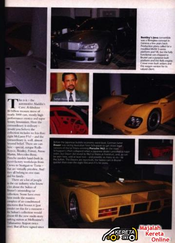 Sultan Brunei Car 13