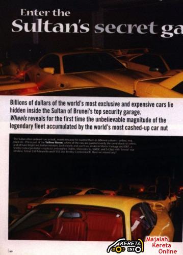 Sultan Brunei Car 16