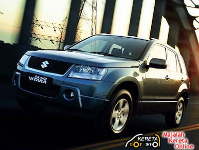 NEW SUZUKI GRAND VITARA 2.0L SUV - ALL YOU NEED TO KNOW - PRICE, SPEC, FUEL CONSUMPTION, REVIEWS