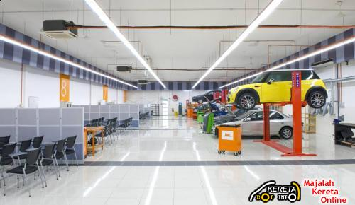 CITROEN AND THE OTOMOTIF COLLEGE (TOC) HAVE SET UP A TRAINING CENTRE