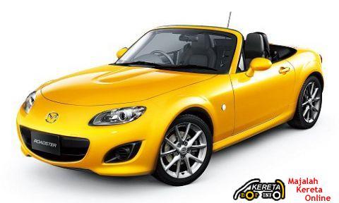 Mazda Mx5 Roadster