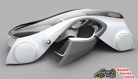 BMW 2015 Concept by Transportation Design Students