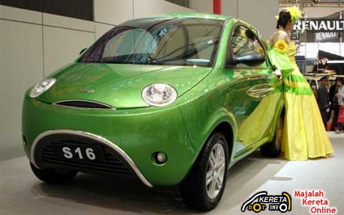"""CHERY S16 """"MINI SEDAN"""" CAR TO BE LAUNCHED BY CHERY"""