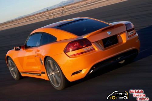 Dodge Circuit EV 3