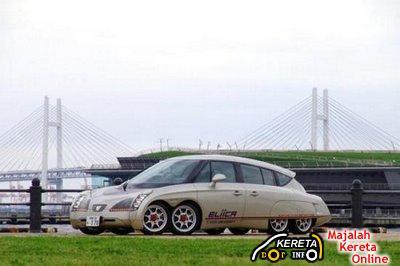 Elicca Electric Car