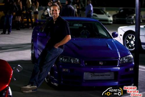 THE NEW FAST AND FURIOUS 4 MOVIE COMING THIS MARCH - MOVIE TRAILER & PICTURE