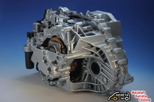 FUEL-EFFICIENT DUAL-CLUTCH POWERSHIFT TRANSMISSION IN 2010 BY FORD