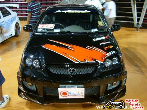 EXTREME MODIFICATION ON TOYOTA VIOS WITH CUSTOM MODIFIED BODYKIT ...