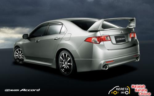 Mugen Honda Accord 3
