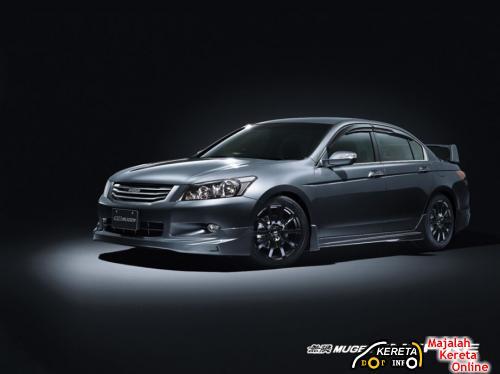 Mugen Honda Accord - Inspire 1