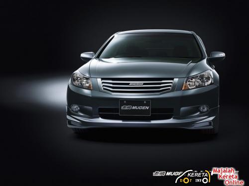 Mugen Honda Accord - Inspire 2