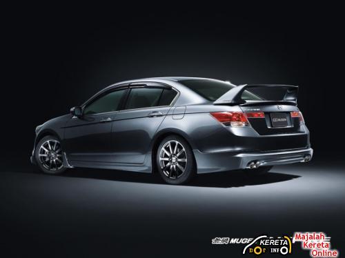 Mugen Honda Accord - Inspire 3