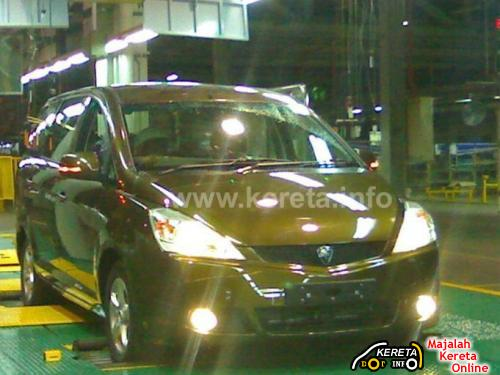 PROTON MPV PICTURES TOTALLY UNVEILED! INTERIOR AND EXTERIOR