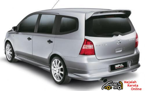LIMITED EDITION NISSAN GRAND LIVINA TUNED BY IMPUL - NEWLY LAUNCHED IMPUL GRAND LIVINA - Bodykits & Performance with price