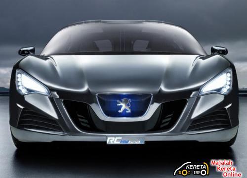 Peugeot RC Concept CAR