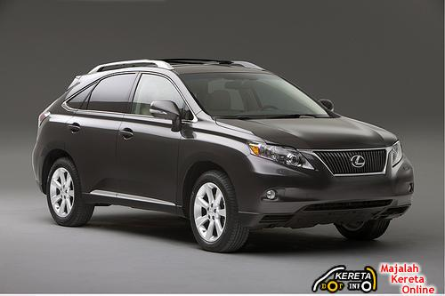 rx350 front