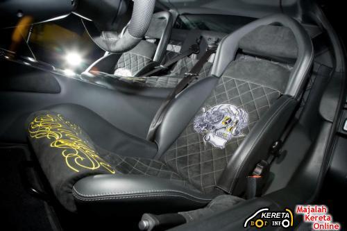 LP 710 Audigier Seats