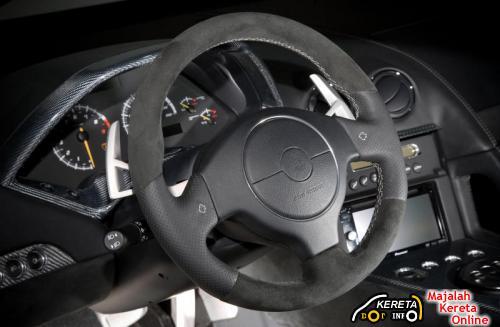 LP 710 Audigier Steering