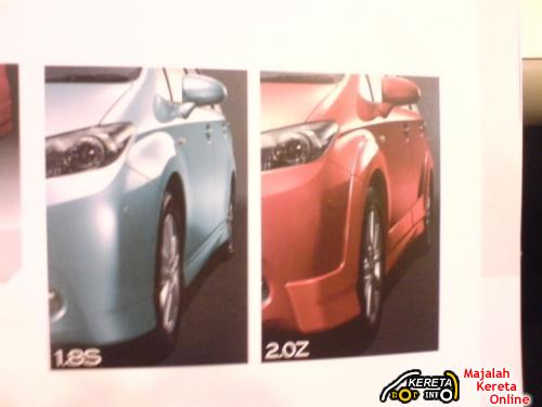 2009 TOYOTA WISH JDM BROCHURE LEAKED 4