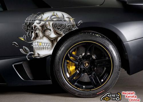 LP 710 Audigier Seats Wheels
