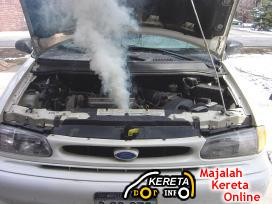 why engine overheat the factors sebab enjin panas
