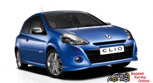2010-2009 Renault Clio Facelift 1