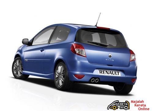 2010-2009 Renault Clio Facelift 2