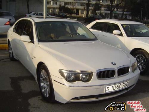 BMW 760-LI -Bulletproof-armored vehicle