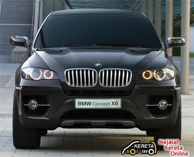 BMW X6 xDrive35i & BMW X6 xDrive50i SPECIFICATION - VERY IMPRESSIVE 1ST COUPE SUV IN THE WORLD!