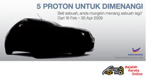 BOOK PROTON EXORA ONLINE FROM RM72k - BUY ONE FREE ONE PROTON PROMOTION