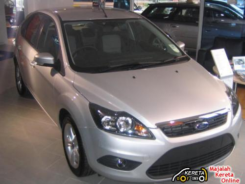 ford focus fronto