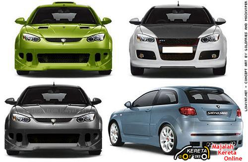 FULL SPECIFICATION PROTON SATRIA NEO + LATEST PRICE MONTHLY INSTALLMENT + MODIFIED SATRIA NEO