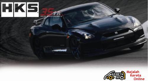 HKS NISSAN GT-R GT570 PACKAGE 1
