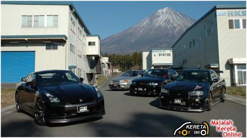 HKS NISSAN GT-R GT570 PACKAGE 3