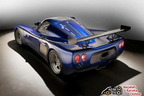 Maxximus G-Force rear