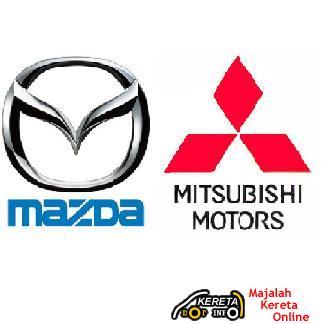 Mazda and Mitsubishi
