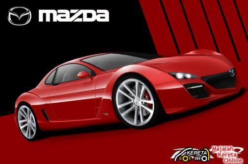 Gambar Kereta Mazda