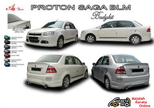 Modified Saga BLM 4