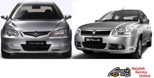 PROTON NEW SAGA BLM & PERSONA CAMPRO IAFM TEST DRIVE REVIEW