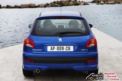 Peugeot 206 Plus 8